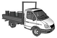 Перевозка металлоконструкций автотранспортом