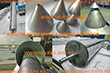 Изготовление конуса любых размеров - производство компании «Невские Ресурсы»
